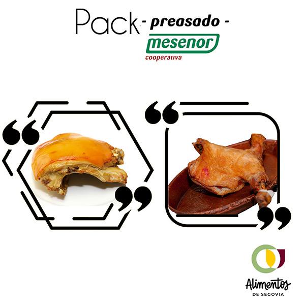 Pack Cochinillo y Cordero
