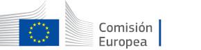 Logo Comision Europea
